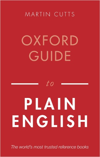 Oxford Guide to Plain English- 4th Edition