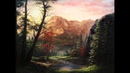 Paint with Kevin Hill Colorful Sunlit Meadow