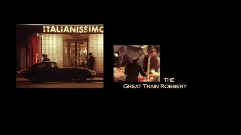 The Great Train Robbery | Великое ограбление поезда — заставка