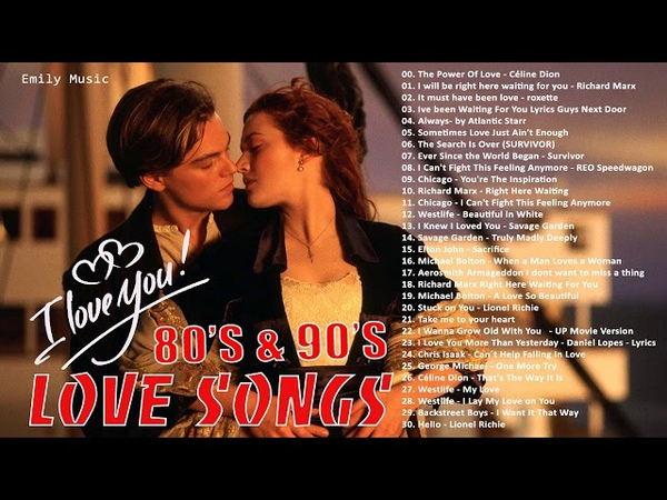 Romantic Love Songs 70's 80's Playlist - Greatest Love Songs 70's 80's 90's Collection Vol.2