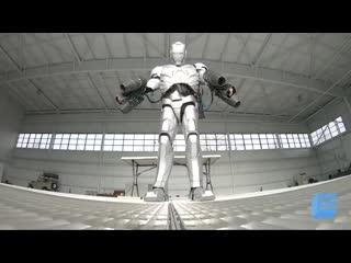 Адам Сэвидж создал Железного Человека | Радио Рекорд