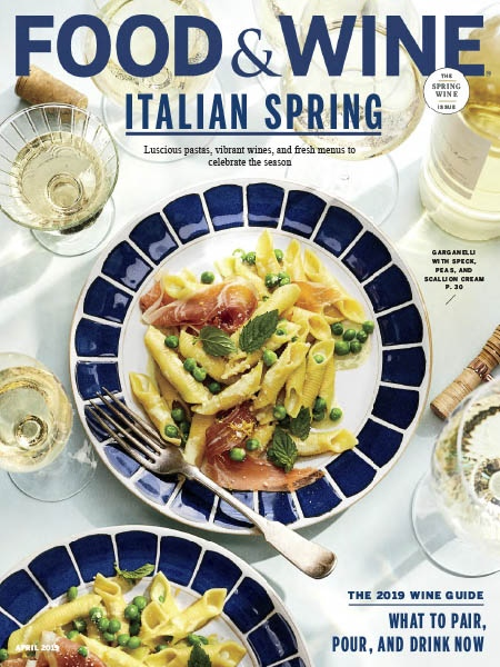 Food & Wine USA 04.2019