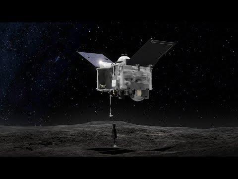 Watch Live NASA's OSIRIS REx spacecraft arrival at asteroid Bennu