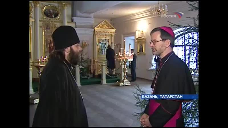 Вести недели Россия 14 01 2007