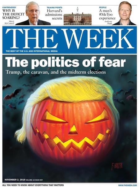 THE WEEK - November 04, 2018