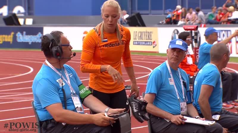 2016 The Girls Of EAC Amsterdam 2016 Heptathlon