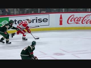 NHL 2018-2019 / RS /  / Detroit Red Wings vs Minnesota Wild
