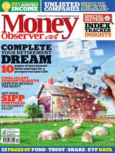 Money Observer  April 2019