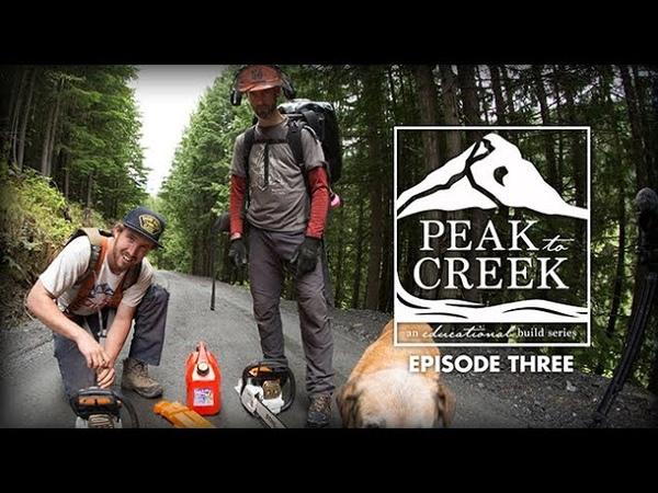 Peak to Creek: The Retallack Trailbuilding Experience Episode Three