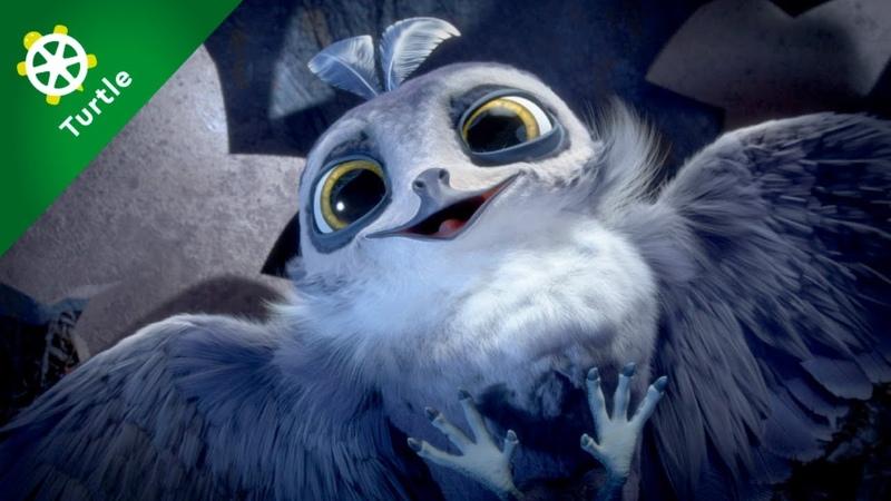 Птичий дозор Manou the Swift (2019) — Трейлер (дублированный)