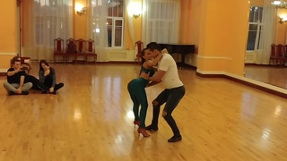 Brazuka 2018 - Michael Boy & Aline Borges - Zouk Control of Pressure