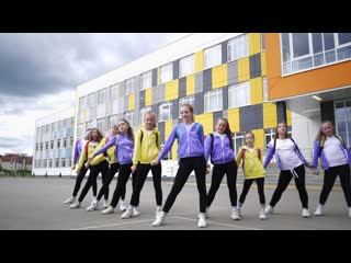 Hip-hop/Choreo by Juliya Mashurina