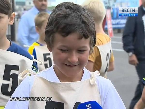 Во Владивостокском Президентском кадетском училище начались вступительные экзамены