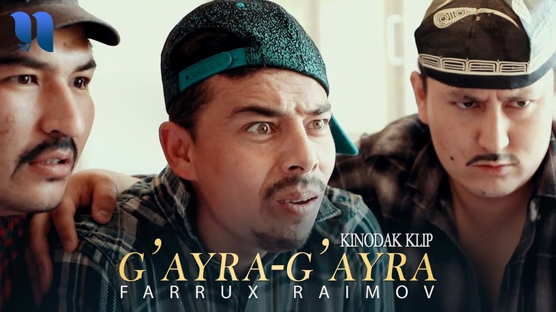 Farrux Raimov - G'ayra-g'ayra | Фаррух Раимов - Гайра-гайра