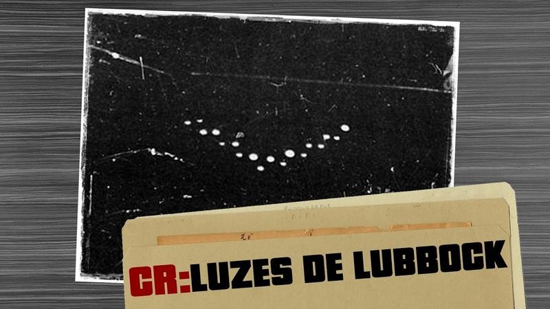 LUZES DE LUBBOCK Um Controverso Caso Alienígena