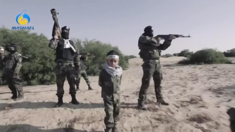 Mohammed Al Bassiuni Элитный батальон Палестины Газы