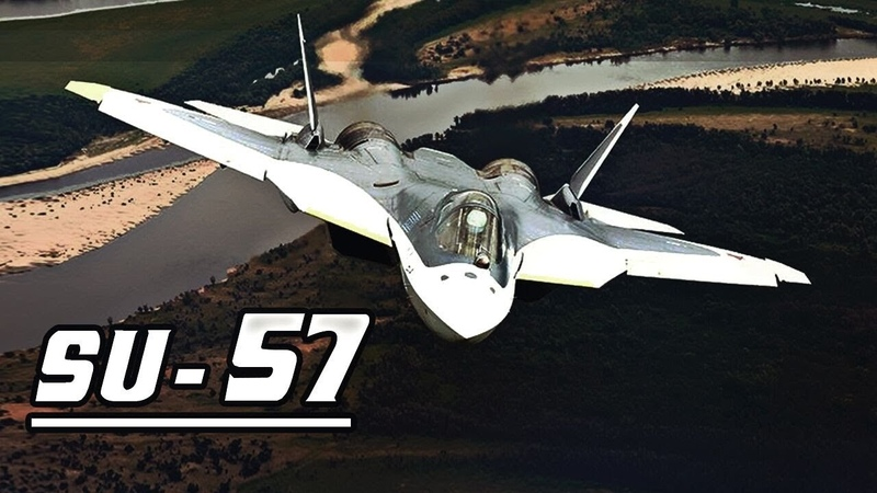 Su-57 Fighter Jet - Pushing The Limits (2019)