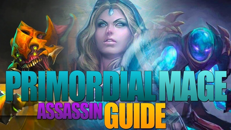 Primordial Mage Assassin Guide - Dota Underlords