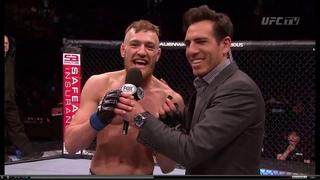 UFC Conor McGregor Dana, 60 Gs Baby! 1080p HD