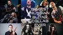 Самый БОЛЬШОЙ гитарный коллаб, на русскоязычном пространстве