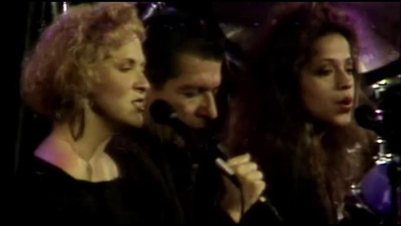 Leonard Cohen Dance Me To The End Of Love - European Tour 1988, FULL CONCERT 1080p ᴴᴰ HQ