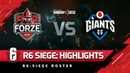 HALFWAY THERE - forZe R6 highlights vs. GIANTS at SIX MAJOR RALEIGH 2019