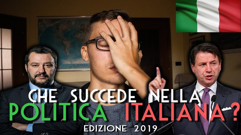 What the hell is going on in Italian politics: the Revenge - [Sub ITA]