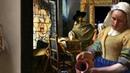 Шедевры голландской живописи - Ожившие картины / 3D анимация