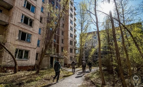 5-й микрорайон Припяти Рискнули заселиться в один из домов Десяток домов, полностью лишенных коммунальных удобств. Здесь нет водопровода, электричества и канализации. За три десятилетия 5-й