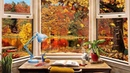Easy Breezy Fall Study Ambience: calming wind, birds, and chimes for relaxation and focus