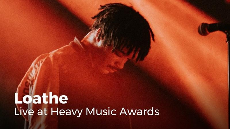 Loathe - White Hot (Live at Heavy Music Awards 2019)