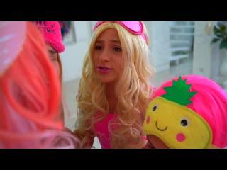 ЛЕДИ ДИАНА как Барби ЗАБОЛЕЛА!! Кен спасает Поцелуем (Новое видео Lady Diana)