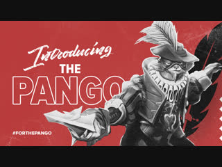 Introducing the pango