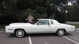 Обзор самого дорогого Cadillac из 1977 года