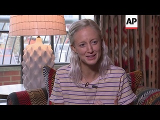'White dudes in capes flying around' - Andrea Riseborough talks about movie diversity and how Time's