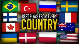 The Best Play From Every Single Country in CS:GO!