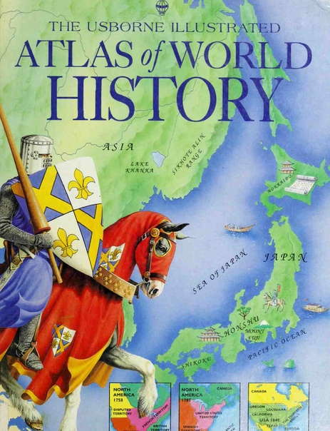 1miles lisa the usborne illustrated atlas of world history