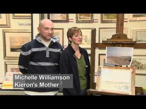 British child prodigy compared to Picasso Kieron Williamso