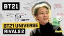 BT21 BT21 UNIVERSE EP 07 RIVALS 2