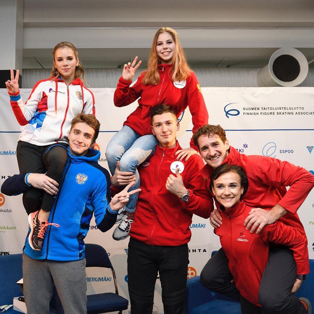 Challenger (6) - Finlandia Trophy. Oct 11 - 13, 2019. Espoo /FIN      - Страница 10 D2WF7v6GSAw