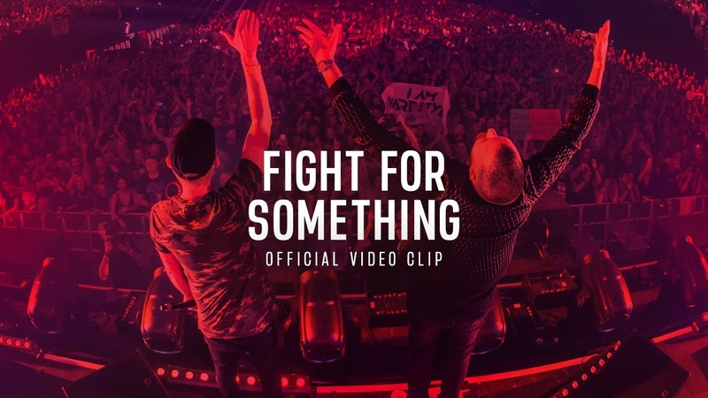 Brennan Heart Coone ft. Max P - Fight For Something (Official Videoclip)