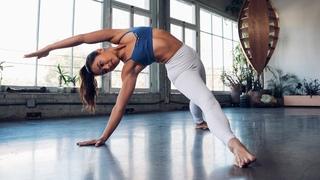 Energize Your Yoga Practice with Briohny Smyth's Power Vinyasa
