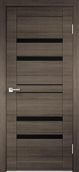 Дверь Лайм 6, дуб серый попереный