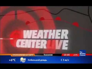 The Weather Channel - Local on the 8's - 28 марта 2019 год (10:00)