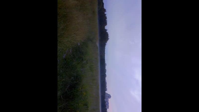 Лысая гора в Битцевском парке. Перуновы дни. Капище Перуна.