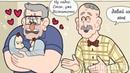 Гравити Фолз комикс / Заботливый дядя