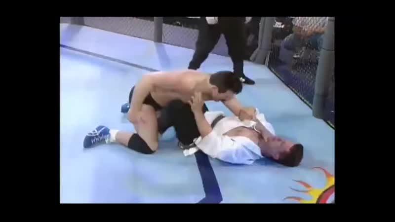 UFC 5 Beast Dan Severn vs Oleg Taktarov ЮФС ММА Зверь Дэн Северн против Русского медведя Олега Тактарова