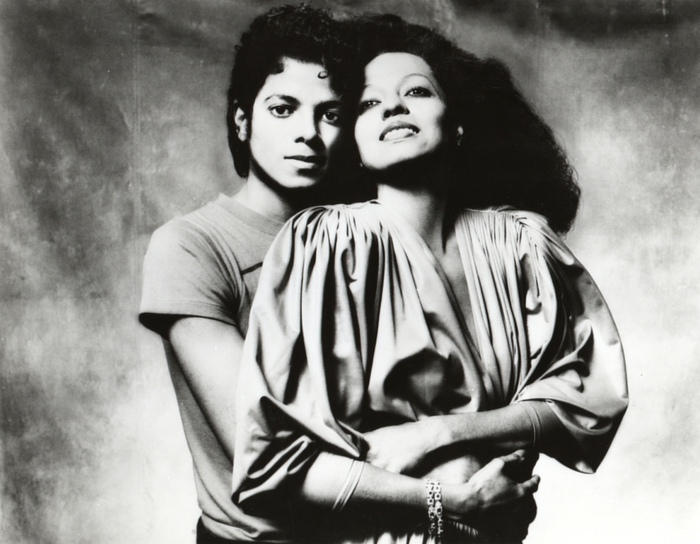 Дамы сердца Майкла Джексона. Дайяна Росс., изображение №1