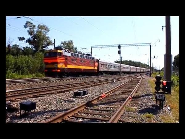 В поезде из Анапы задержали педофила