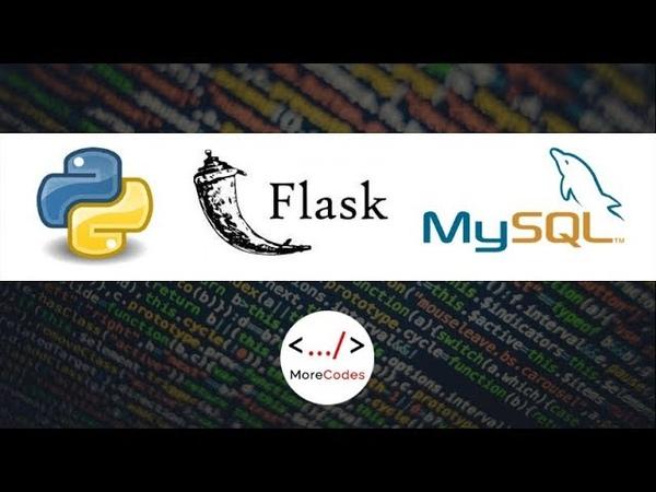 Flask MySQL - User Registration and Login - Explainer Video